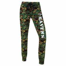 Concept Sports Baltimore Ravens Women's Camo Knit Camo Pants - NFL