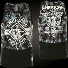 American Fighter by Affliction Tank Top Massachusetts Black