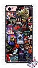 Halloween Scary Villain Poster Phone Case Cover For iPhone 8 7 Samsung S8 LG etc