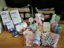 Super Deluxe Pre-packed maternity/hospital bag/changing bag