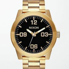 NEW NIXON MENS THE CORPORAL SS WATCH