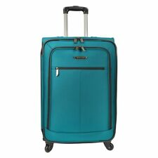 Travelers Choice 27 in. Medium Lightweight Expandable Spinner Luggage
