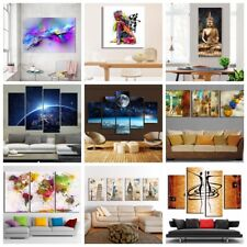 Abstract Art Picture Home Wall Decor Modern Large Canvas Oil Painting Decor
