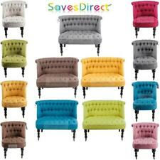 Contemporary Sofa & Tub Chairs Tufted Back Buttons Lounge Wide Range Available
