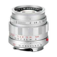 NEW LEICA 50MM F/2 APO-SUMMICRON-M ASPHERICAL LHSA SPECIAL EDITION M LENS - S...