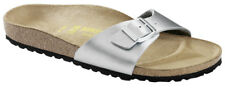 Birkenstock Madrid Birko-Flor Womens Shoes Slides Sandals Clogs