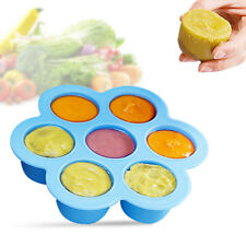 7 Holes Silicone Egg Bites Mold for Instant Pot Accessories Baby Pot with lid