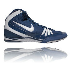 NIKE FREEK MENS WRESTLING SHOES NAVY / WHITE