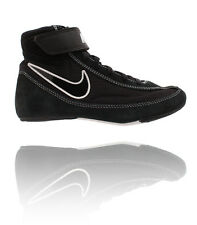 NIKE SPEEDSWEEP VII 7 MENS WRESTLING SHOES BLACK / BLACK / WHITE