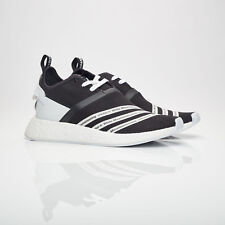 adidas x white mountaineering nmd r2 pk (CG3648) BLACK, WHITE US10-11