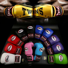 Twins Special Muay Thai Boxing Gloves 8 10 12 14 oz Signature Gloves Fight