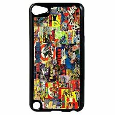 BATMAN DC Comic Covers Plastic Case Cover for iPod 4th - 5th - 6th Generation D4