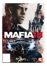 Mafia 3 for Xbox One Console Brand New Sealed Ships Fast Worldwide !!!