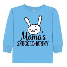 Inktastic Mama Easter Bunny Rabbit Toddler Long Sleeve T-Shirt Gift From Mom Hws