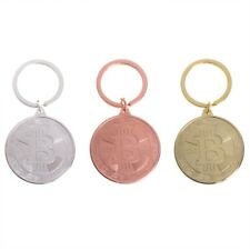 Fashion Key Ring Simulation Commemorative Coin Alloy Keychian Key Chains Gifts