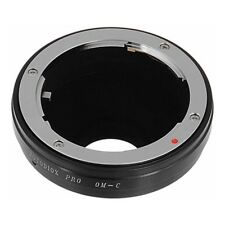 NEW FOTODIOX MOUNT ADAPTER FOR OLYMPUS OM MOUNT 35MM LENS TO C-MOUNT CINE AND...