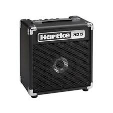 "NEW HARTKE HD15 15W BASS COMBO AMPLIFIER WITH 6.5"" DRIVE"