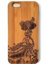 Jose Posada Day of the Dead bamboo wood iPhone case iPhone 6 iPhone 6s iPhone 6