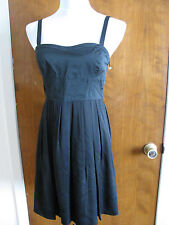 Theory Women's Black Dress Size 4, 6 NWT