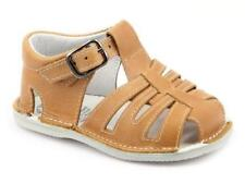 Casual Summer Spanish Fashion Sandals Camel Boys Leather Sandals Shoes