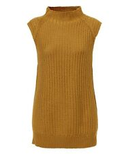 NEW & TAG Sportsgirl Sleeveless Knit top vest jumper FREE POST SZ 6 8 10 RRP $90