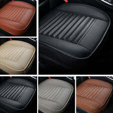 Breathable 3D Universal Car Front Seat Protect Pad PU Leather Auto Chair Cushion