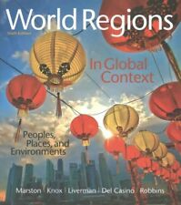 World Regions in Global Context : Peoples, Places, and Environments, Paperbac...