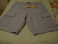 MEN'S LEVI'S CARRIER CARGO SHORTS BLACK OR GRAY SIZE 29 - NEW WITH TAGS