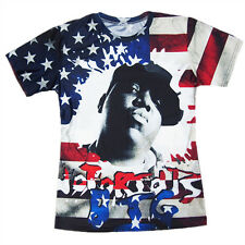 The Notorious B.I.G. BIG Biggie Smalls T-Shirt Unisex Men Women Shirt Size