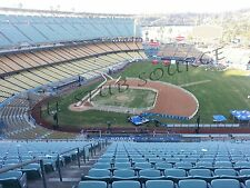 2 Miami Marlins Los Angeles Dodgers 4/23 Tickets FRONT ROW 14RS Dodger Stadium
