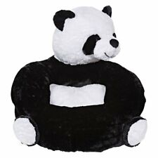 Childrens Plush Panda Character Chair by Trend Lab