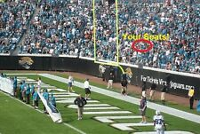 2 Tennessee Titans vs Jacksonville Jaguars  tickets - 5 Rows from the Field!