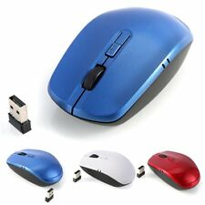 NEW 2.4GHz 1600dpi Wireless Optical Mouse Mice + USB 2.0 Receiver for PC Laptop