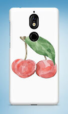WATERCOLOR CHERRY FRUIT 2 HARD CASE COVER FOR NOKIA LUMIA 530 730
