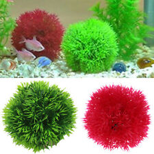 Underwater Artificial Jellyfish Fish Tank Decor Aqua Plant Ornament Small/Large