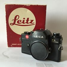 Leica R3 Electronic Body   Excellent condition   35mm Film SLR