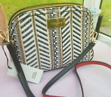 River Island Chevron Colour Block Cross Body Bag NEW BNWT