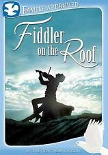 Fiddler on the Roof (DVD, 2009, Dove O-Ring)