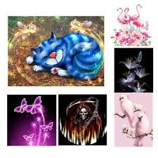 Animal Butterfly Skull DIY 5D Diamond Painting Embroidery Home Decor DIY Gifts
