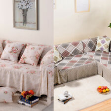 Slipcover Sofa Cover Furniture Couch Settee Protector for 1 2 3 4 seater PICK