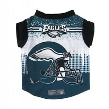 Philadelphia Eagles NFL Dog Little Earth Pet Performance Tee Sizes S-XL