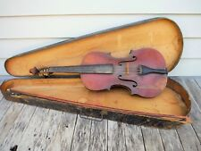 VINTAGE JOSEPH GUARNERIUS VIOLIN 1787 WITH CASE OLD NEAT NR!