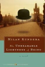 The Unbearable Lightness of Being: A Novel Kundera, Milan Paperback