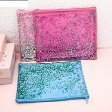 Creative A4 Paper Stationery Document PVC Folder School Tools Office File Bag