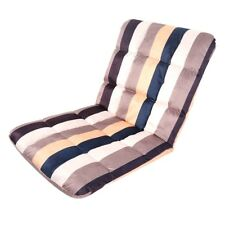 Lazy Chair Lounge Sofa Floor Recliner Couch Folding Sleeper Bed Chair Cushion