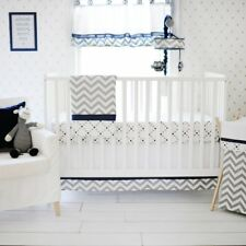 My Baby Sam Out of the Blue 3 Piece Crib Set