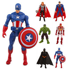1/6pcs Marvel Avengers Super Hero Incredible Action Figure Toy Hot Collections