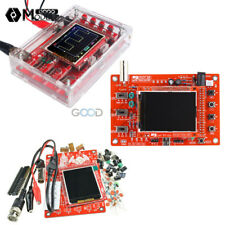 "Assembled DSO138 2.4"" TFT Digital Oscilloscope Kit DIY Module+Probe Case"
