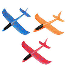 Throwing Hand Launch Glider Model Flying Plane Foam Aeroplane Kids Funny Toy