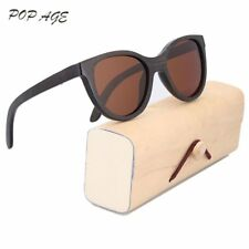 Black Sun Glasses Women's Retro Vintage Sunglasses Eyewear Cat Eye Glasses